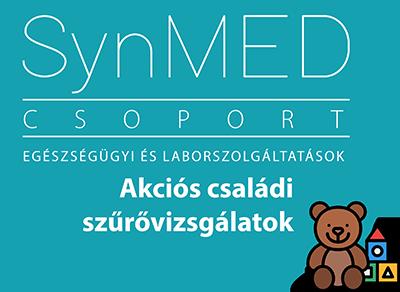 SynMed Kidness akciós családi szűrővizsgálatok | Zalakaros KIDNESS