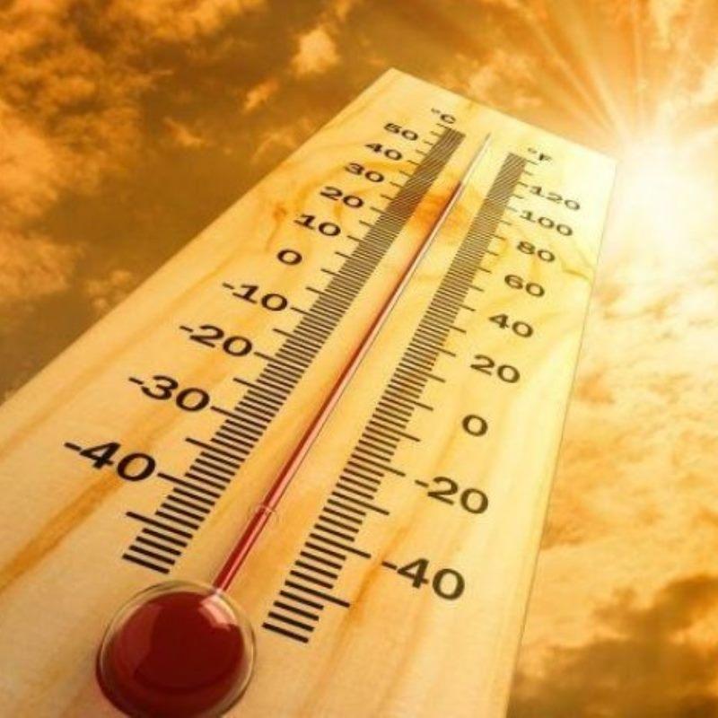 Figyelem hőségriadó