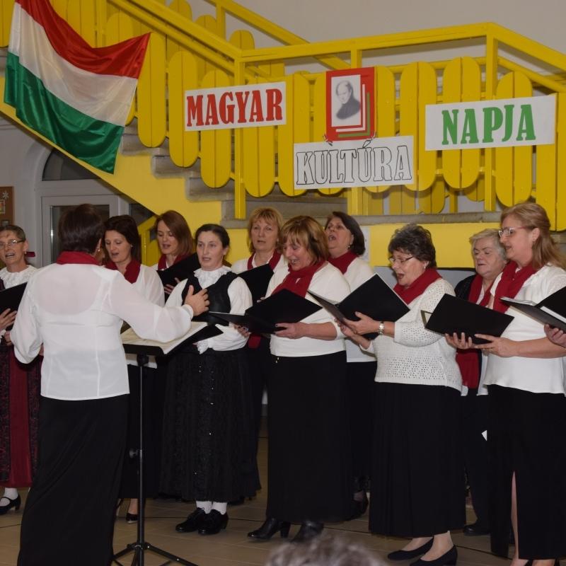 Helyi értékeinkkel a Magyar Kultúra Napján