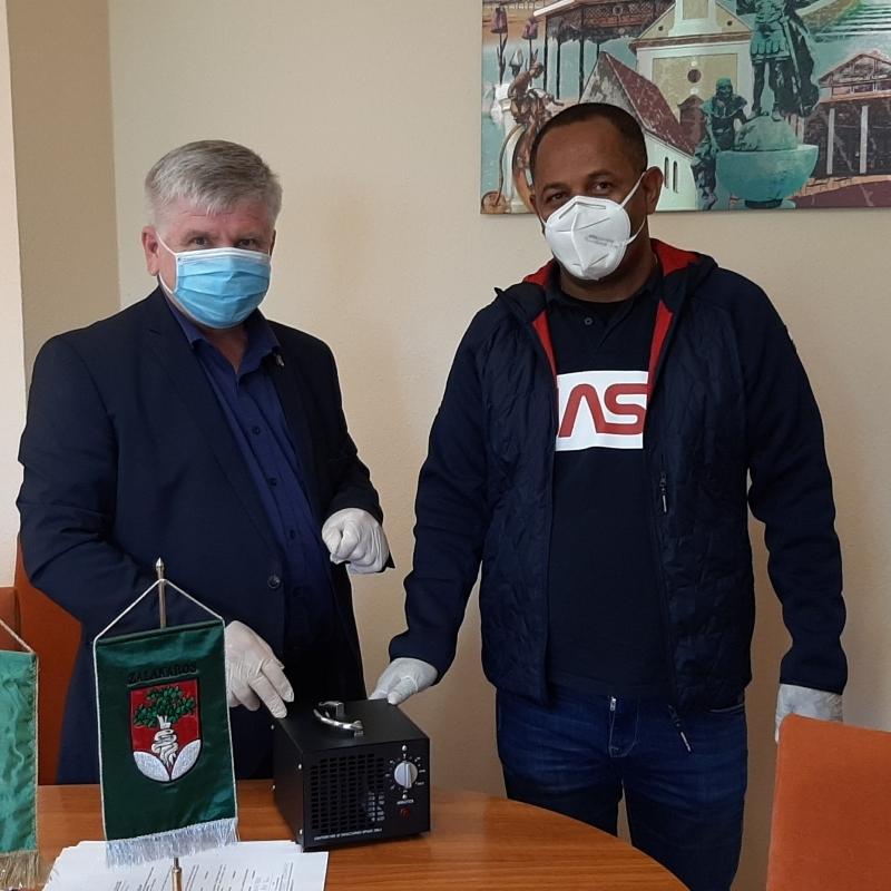 Ózongenerátor a háziorvosi rendelőnek