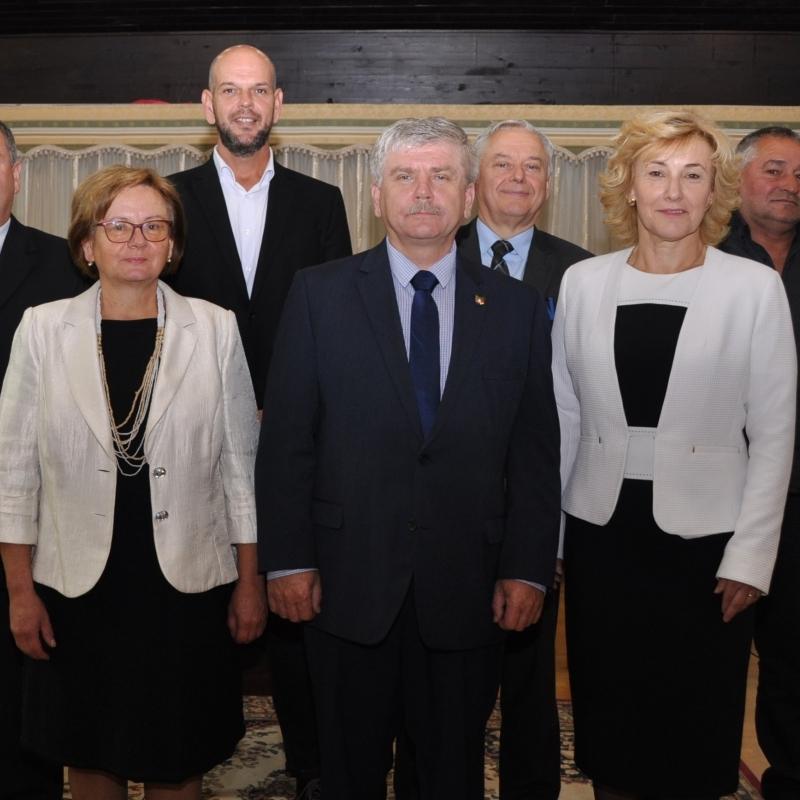 Alakuló ülését tartotta az új képviselő-testület