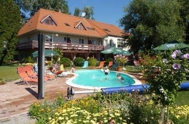 Pool, Jakuzzi, sauna