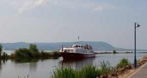 Sights around lake Balaton