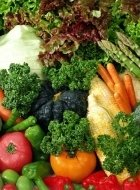 Vegetáriánus hétvége teljes ellátással