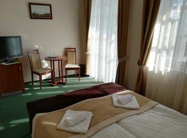 Balatoni szállás hotelszobában ellátás nélkül