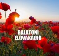 Balatoni elővakáció