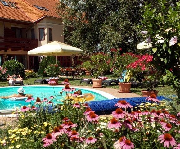Hochsaison Urlaub am Balaton