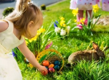 Családi húsvét a Balatonon